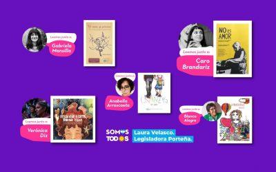 Libros con ESI: Educación Sexual Integral y un espacio para compartir en tiempos de coronavirus