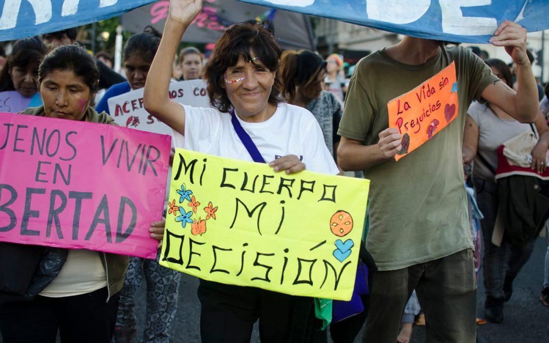 Impulsan la Ley Bety Quispe contra la violencia de género en la Ciudad