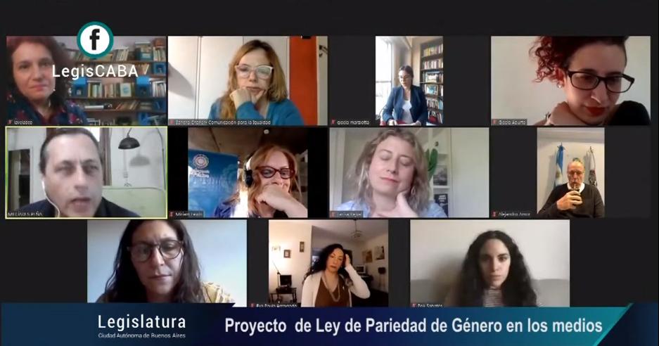 Paridad de Género | Es hora de que las mujeres y diversidades dejen de ser minoría en los medios de comunicación