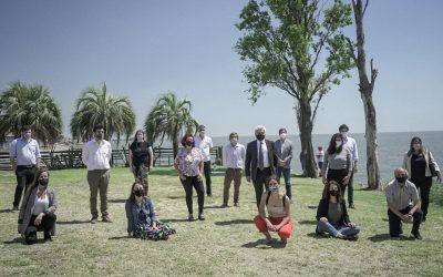 """Punta Carrasco y Costa Salguero: El Frente de Todos propone una """"Costanera para Todos"""" con espacios verdes"""