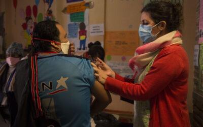 COVID-19: Presentan un proyecto para que la Ciudad implemente un registro voluntario de vacunación