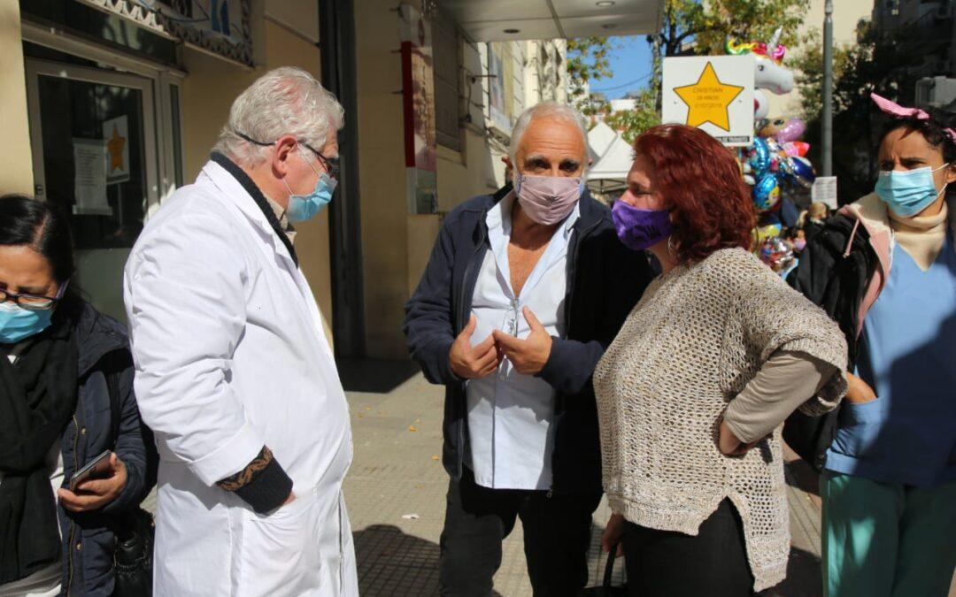 reclamos en hospitales públicos de la Ciudad