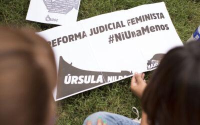 La reforma judicial feminista es un pendiente importante y urgente